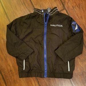 Nautica boys light weight jacket